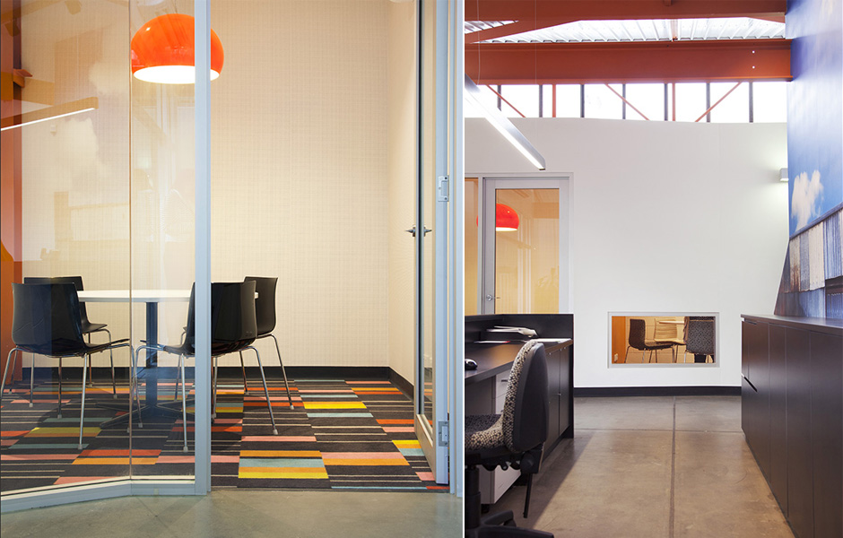 wellness and lifestyles - reception and meeting room - koush - norwood