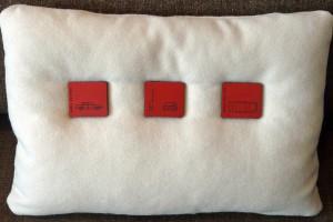 Zoom Cushion-Cushion-Custom-design-Koush-Adelaide