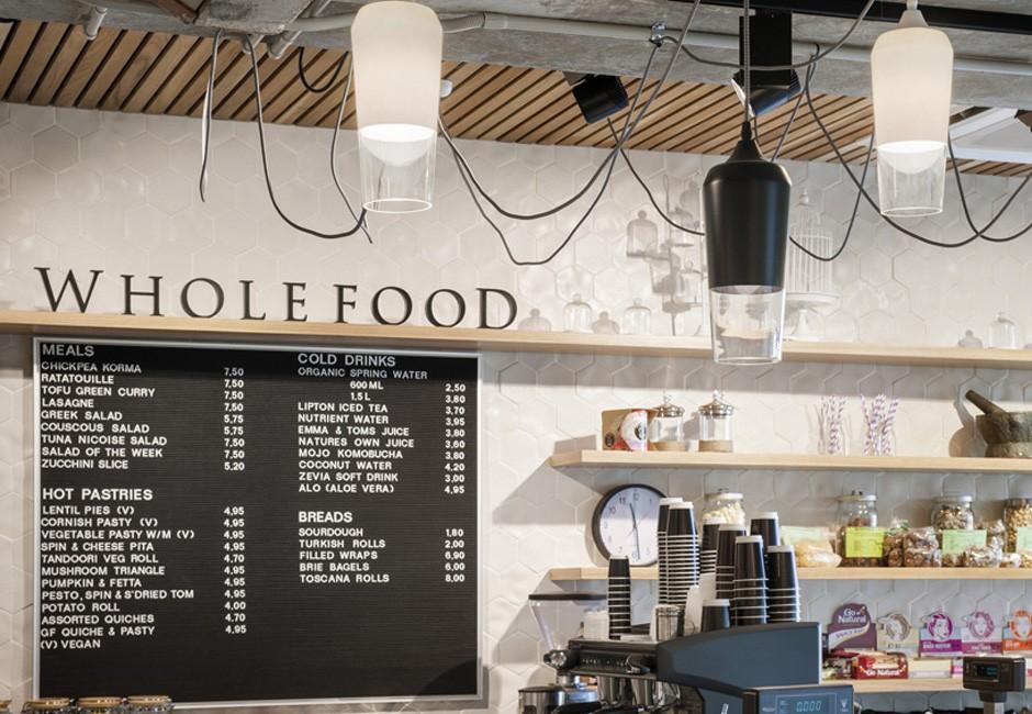 Cafe - Menu 1 - Koush - Flinders Uni