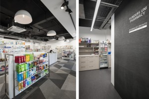 Pharmacy - Interior - Koush - Flinders Uni