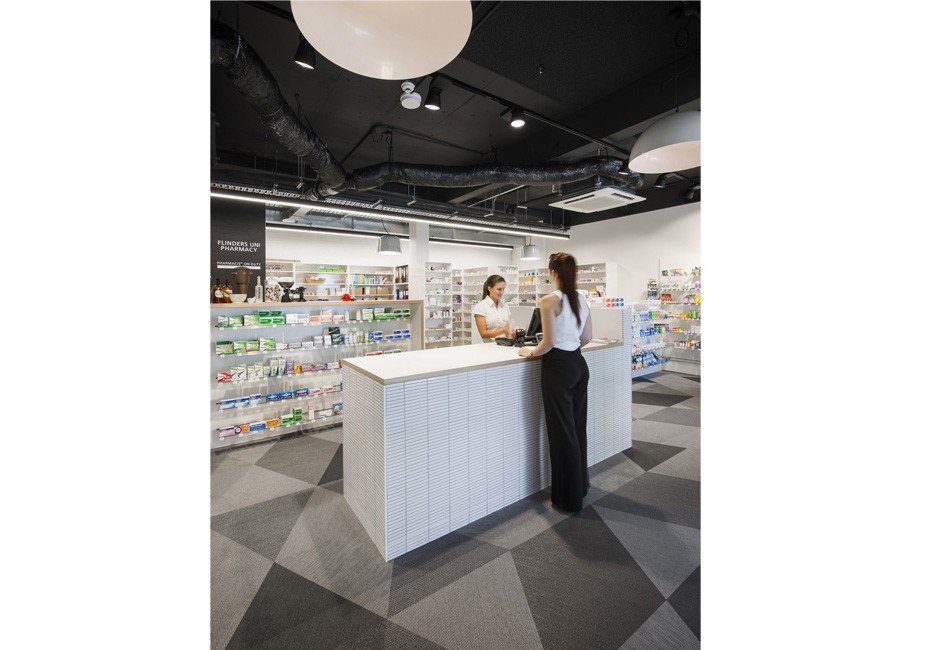 Pharmacy - Serving Area - Koush - Flinders Uni